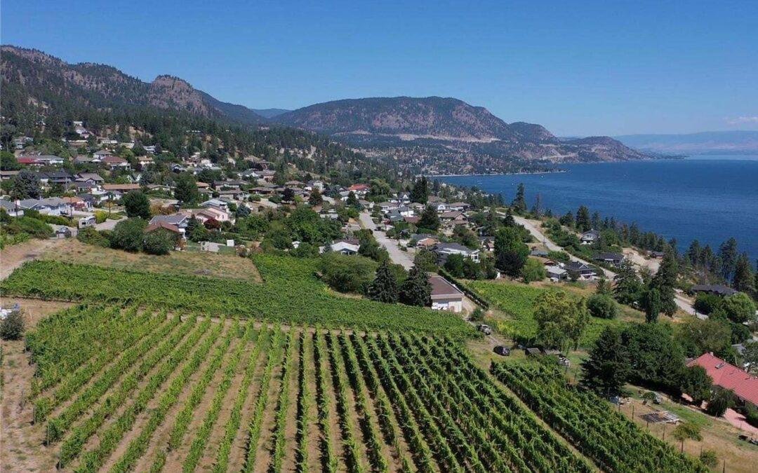 Okanagan Spring Real Estate Report. What's going on?