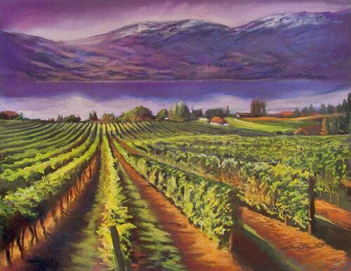 Louise Lambert and Wine Country Studios